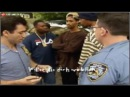 Wu-Tang Clan Get's HARASSED By NYPD In Staten Island's Park Hill Projects (1995)