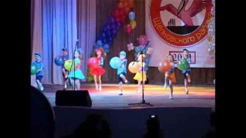 танец Шалунишки старший дошкол
