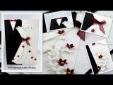 [Tutorial #6] Grußkarte zur Hochzeit (Wedding Card) |HD|