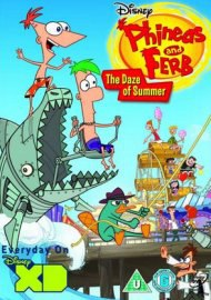 Финес и Ферб Последний день лета / Phineas And Ferb | Last Day Of Summer