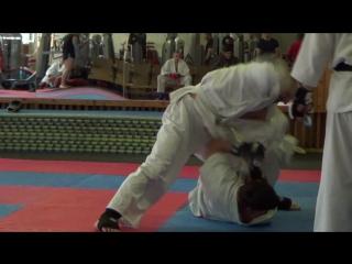 Хокутоки 1 бой (до 75 кг)