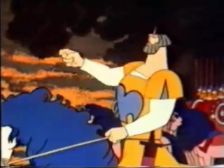 Мультфильм - Детство Ратибора (1973 г.)
