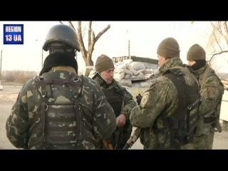 Донецк Авдеевка: Ночное дежурство на передовых позициях Силовиков Новости Украины Сегодня