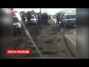 ДТП в Волгограде. ЖЕСТЬ. 23.10.2014