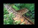 Экологические садовые дорожки 30 вариантов