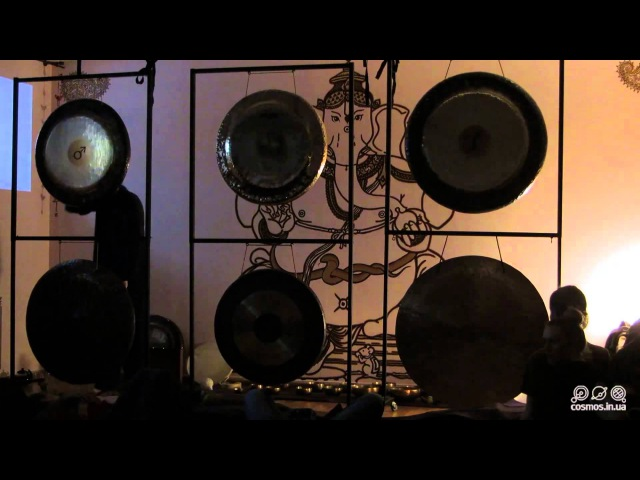 Концерт-медитация Купание в звуках Гонга