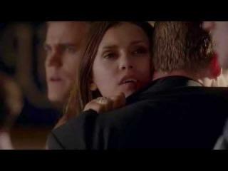 The Vampire Diaries 4x02 | Church scene, Elena feeds on Matt