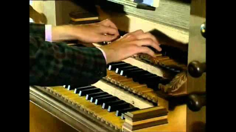 D. Buxtehude - Toccata in D minor, BuxWV 155 - B. Foccroulle