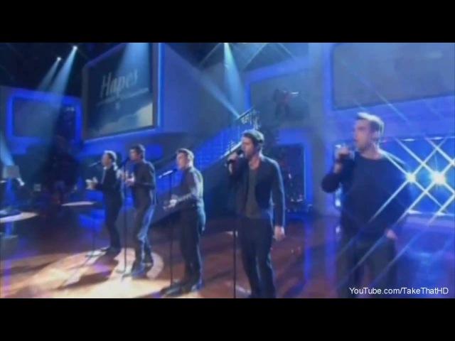 Take That - «The Flood» [Hapes zauberhafte Weihnachten] [HD]
