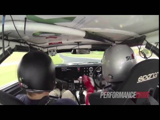 Пилотирование Audi Sport Quattro S1 Группы Б в полную силу на асфальтовой трассе