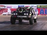 Baja Trophy Truck vs. Boss 302 and Raptor