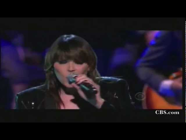 Beth Hart Jeff Beck - Id Rather Go Blind (Kennedy Center Honors 2012)