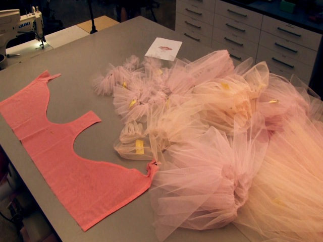 Att göra en tutu - How to make a tutu