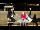 В БДТ идут предпремьерные показы спектакля «Пьяные» в постановке Андрея Могучего