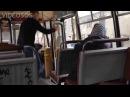Бабка довела водителя автобуса! Новый прикол