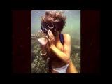 Erstes Unterwasser Fotostudio 1989