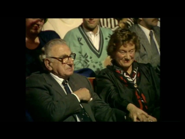 Sir Nicholas Winton - BBC Programme That's Life aired in 1988