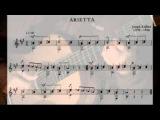 19 Arietta, Joseph Kueffner- Play along /Ensemble arrangement by Ulf G. Åhslund