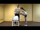 Комплекс упражнений на аппарате биомеханической стимуляции