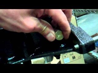 Herramientas AST 4961 para calado distribución Renault K9K