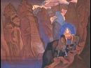 Шамбала дала Рерихам Камень с Ориона.ЧИНТАМАНИ. Киноэскиз Л.Дмитриевой к картине Н.Рериха