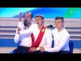 КВН Сборная города Уфа - 2015 Премьер лига Первая 1/2 финала Приветствие
