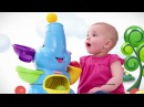 Hasbro Playskool Poppin` Park Elefun Busy Ball Popper