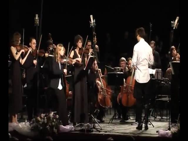 Ж.-Ф. Рамо. Contredanse en Rondeau. Musica Viva. Дирижер Т. Курентзис