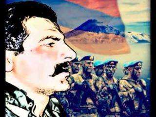 Hayk Manukyan-Հրաչ Մուրադյանի հիշատակին-Sasunciner-(Sasno-Curer)