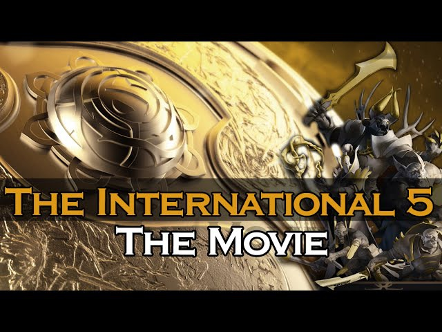 Dota 2 - The International 5 - The Movie
