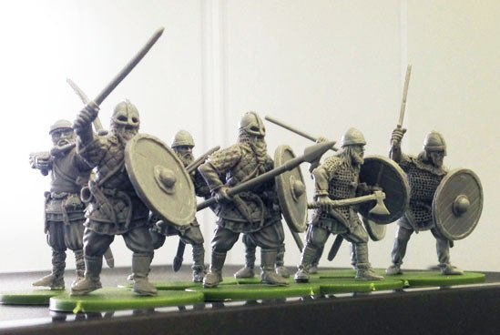 vikings 28mm VnV miniatures