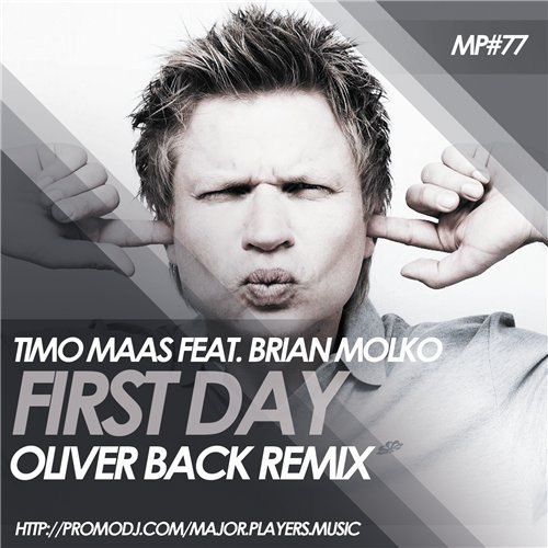 Timo Maas feat. Brian Molko - First Day (Oliver Back Remix)