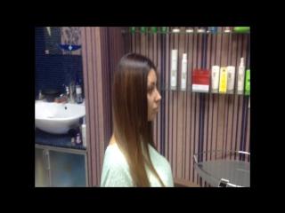 Поэтапное окрашивание натуральных волос Дмитрий Стрижов