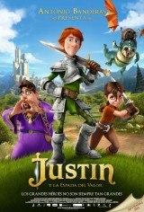 Justin y la espada del valor (2013) - Latino