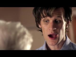 Доктор Кто/Doctor Who. 5 сезон (2010) серия 1 (эпизод 203) «Одиннадцатый час» /«The Eleventh Hour» Перевод Baibak&Ko