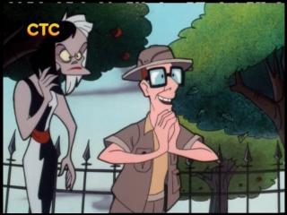 101 далматинец (101 Dalmatians) - В поисках Врюзла + Жизнь героя (1 Сезон, 21 Серия)