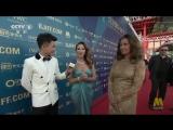 Ванесса Уильямс на Международном кинофестивале в Пекине Red Carpet  24.04.15