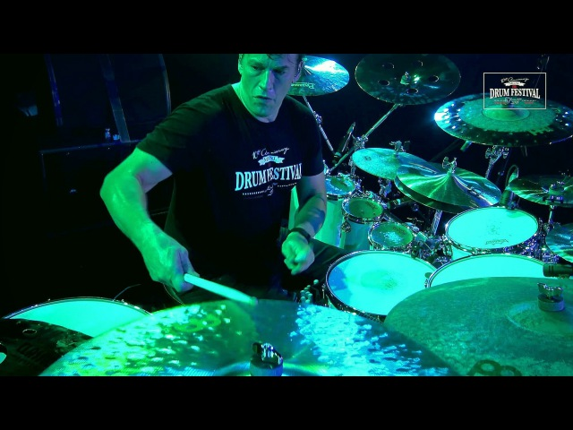 "MEINL DRUM FESTIVAL 2015 – ""Resolution"" from the album ""Yumaflex"" by Thomas Lang and Conrad Schrenk"