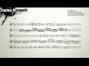 Summertime live - Chet Bakers Bb Solo. George Gershwim.Transcribed by Carles Margarit