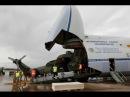 Гигантские самолеты Антонов 124 Antonov 124 Ан 124 Руслан
