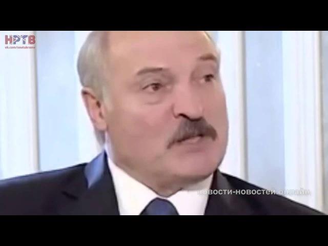 Лукашенко открыл глаза доверчивым украинцам Вся правда