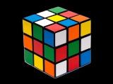 Сборка кубика рубика 3х3х3 (Метод Джессики Фридрих)