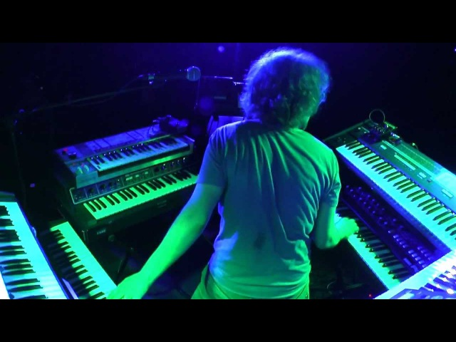 Jan Hammer Crockett's Theme live by Kebu @ Dynamo