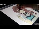 イラストレーター いとうのいぢ - Drawing with Wacom (DwW)