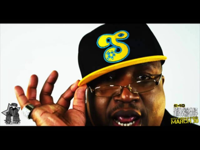 E-40 Feat. Too Short Bitch Feat / Over The Stove Official Music Video