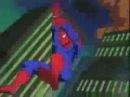 Заставка из мультфильма Человек-паук