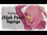 Tutorial Hijab Paris Segitiga Terbaru  Хиджаб стиль мусульманка как завязывать хиджаб обучение красота платок