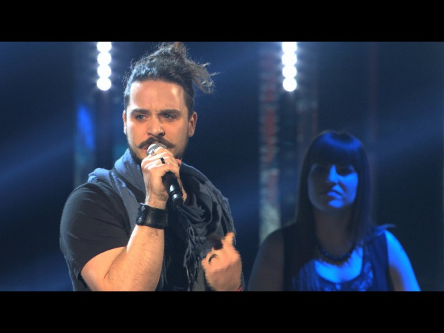 The Voice IT | Serie 2 | Knockout 1 | Giacomo Voli Vs Andrea Azzurra Gullotta