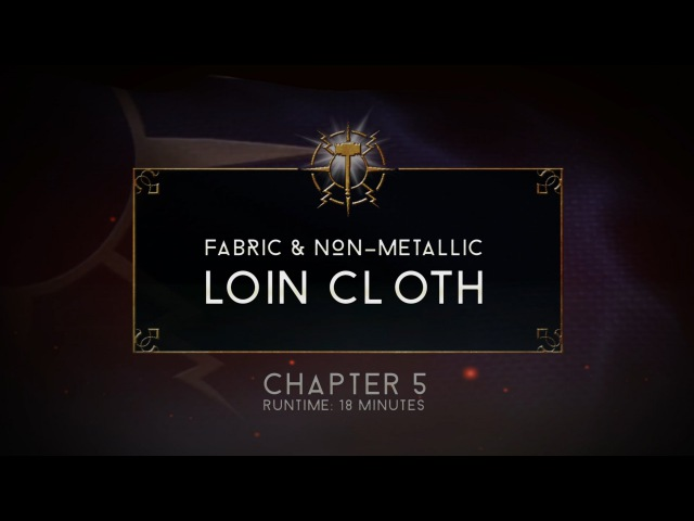 Age of Sigmar - Stormcast Eternal - Chapter 5 - Loin Cloth Thingy