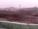 اعصار تشابالا - فيديو مهول للاعصار الذى اغر&#